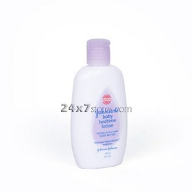 Johnson & Johnson  Johnsons Baby Bedtime Lot...  100 ml