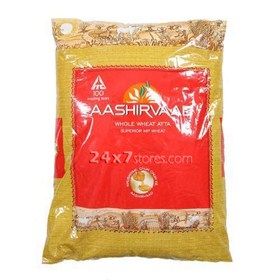 Aashirvaad Whole Wheat Atta 1kg
