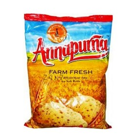 Annapurna Farm Fresh Whole Wheat At... 10 kg