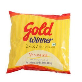 Gold Winner Vanaspati 500ml