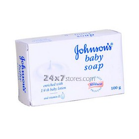 Johnson & Johnson  Johnsons Baby Soap - Mild...  100 gm