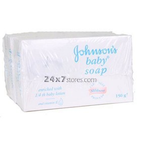 Johnson & Johnson Baby Soap 150 gm