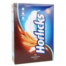 Horlicks Chocolate Flavour Drink 500gms