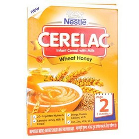 Nestle  Cerelac Wheat Honey Stage...  375 gm