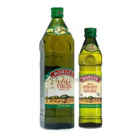 Borges Extra Light Olive oil 1 lt