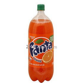 Fanta  Soft Drink Orange Flavour  2.25 Lt