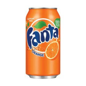 Fanta  Soft Drink Orange Flavour  400 ml
