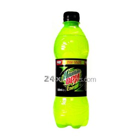 Mountain Dew Soft Drink 600ml