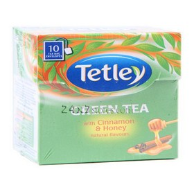 Tetley  Green Tea with Lemon & Ho...  30 nos