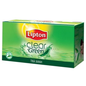 Lipton  Clear Green Tea Bags  20 nos