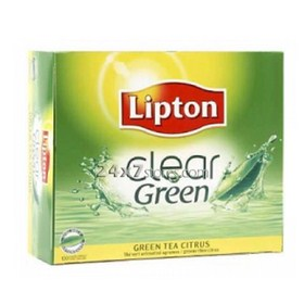Lipton  Clear Green Tea Citrus Ba...  10 nos