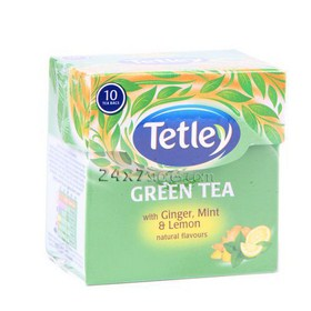 Tetley  Green Tea  10 nos