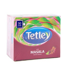 Tetley Earl Grey Tea 50 nos