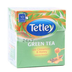 Tetley Tea Bag-Green Tea With Ci... 10 nos