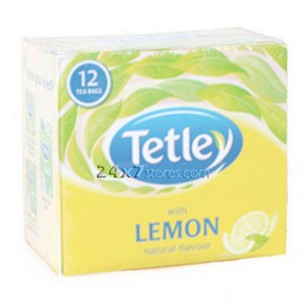 Tetley  Lemon Tea Bags  25 nos - Pack of 25