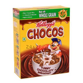 Kelloggs Chocos Made with Whole Gr... 125 gm