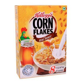 Kelloggs  Corn Flakes with Real Hon...  300 gm