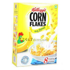 Kelloggs Banana Corn Flakes 300 gm