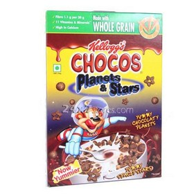 Kelloggs  Chocos Planets and Stars  350 gm