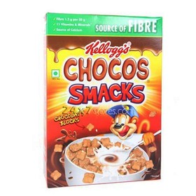 Kelloggs Chocos Smacks Chocolaty B... 390 gm