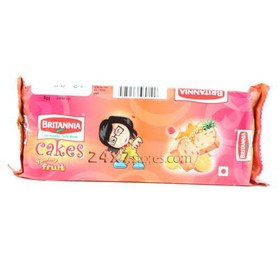 Britannia Yummy Fruit Cake 60 gm