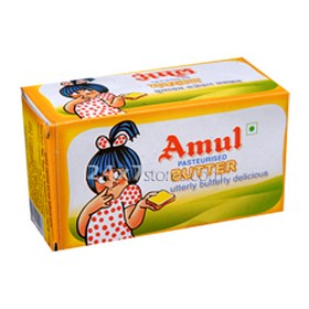 Amul Pasteurized Butter 100 gm