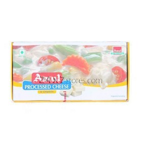 Amul Processed Cheese Chiplets... 200 gm