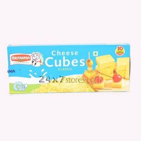 Britannia Cheese Cubes Classic 200 gm