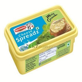 Britannia Cheese Spread Minty Coria... 180 gm