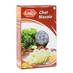 Kwality Chat Masala 100 gm