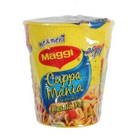 Maggi Cuppa Mania Chilly Chow I... 70gm