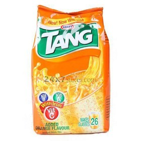 Tang Orange Flavour Soft Drink... 500 gm
