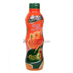 Rasna Fruit Plus 21 Orange Supe... 700 ml