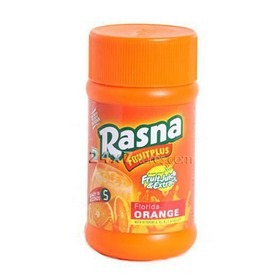 Rasna Fruitplus Orange 500 gm