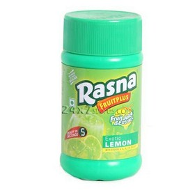 Rasna Fruitplus Exotic Lemon 500 gm