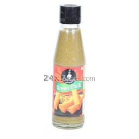 Chings Green Chilli Sauce 190 gm