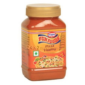 Fun Foods Pizza Topping - Sauce 325 gm