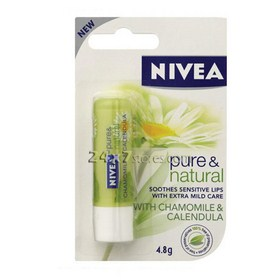 Nivea  Lip Care with Camomile & ...  4.8 gm