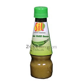 Sil Green Chilli Sauce 200 gm