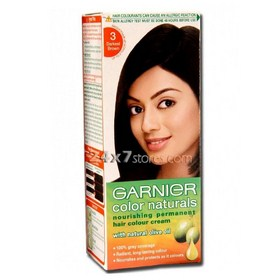 Garnier  Hair Colour Cream 3 Darke...  100 ml