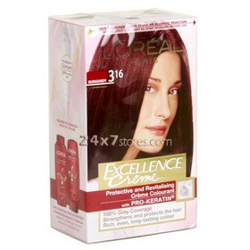 Loreal Paris  Excellence Creme - Colour...  100 gm