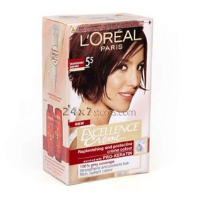 Loreal Paris  Excellence Creme Colouran...  100 gm
