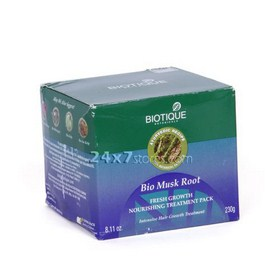 Biotique  Bio Musk Root - Fresh Gro...  230 gm