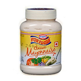 Fun Foods Classic Mayonnaise 275 gm