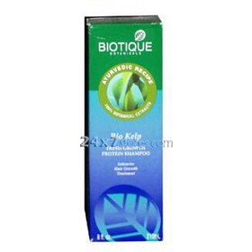 Biotique  Bio Kelp Protein Shampoo  120 ml