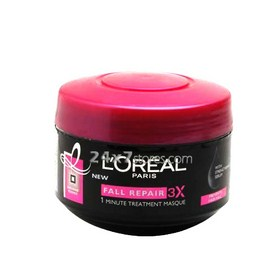 Loreal Paris  Fall Repair - 1 Minute Tr...  200 gm