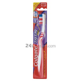 Colgate  Zig Zag Tooth Brush Twin  2 nos
