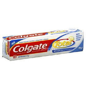 Colgate  Total Anticavity and Anti...  150 gm