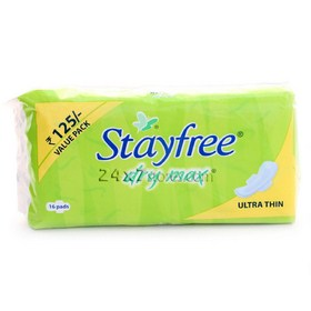 Stayfree  Dry Max Ultra Thin Sanita...  16 nos