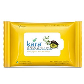 Kara  Deep Pore Cleansing Wipe...  25 nos